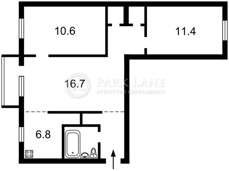 Квартира Чоколовский бул., 23, Киев, R-30826 - Фото 2