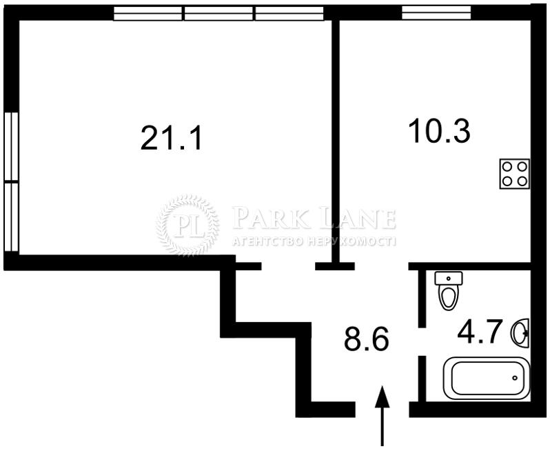 Квартира J-28565, Жилянская, 68, Киев - Фото 4