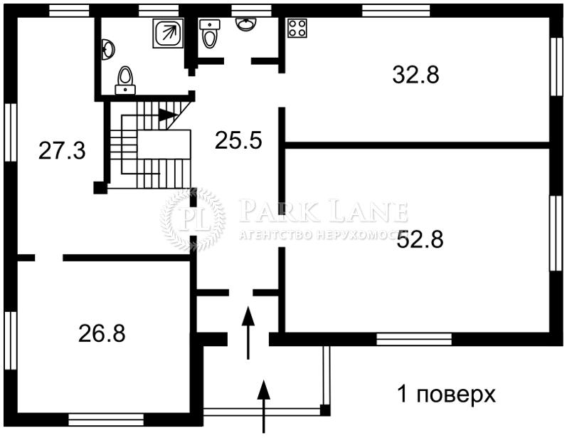 Будинок вул. Стежки, Лісники (Києво-Святошинський), B-99997 - Фото 2