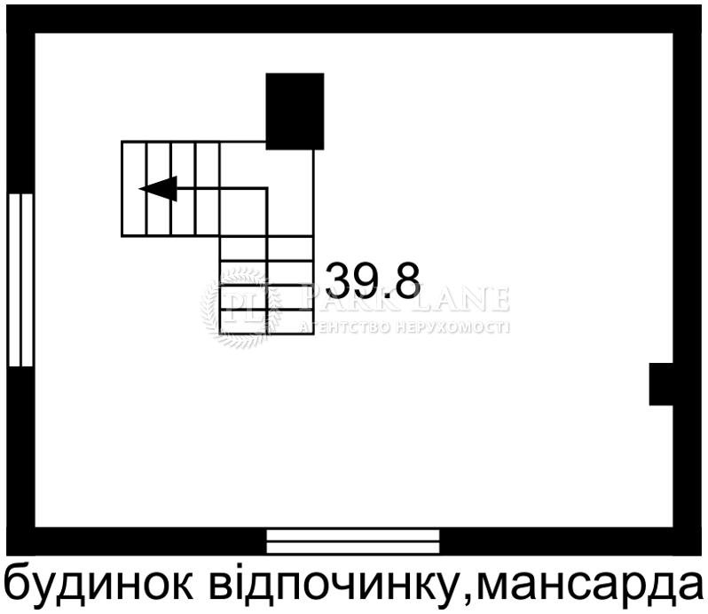 Будинок вул. Стежки, Лісники (Києво-Святошинський), B-99997 - Фото 7