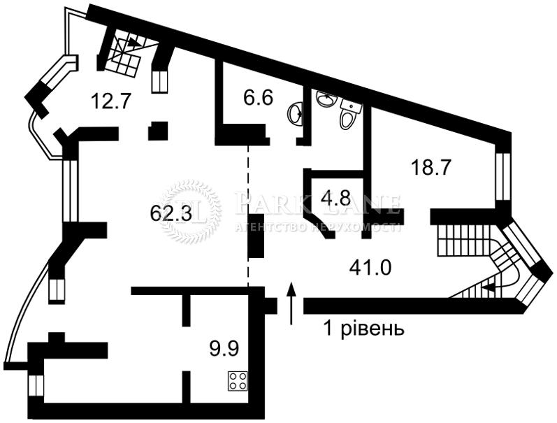 Квартира ул. Хмельницкого Богдана, 58а, Киев, K-28899 - Фото 2