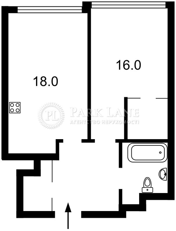 Квартира вул. Предславинська, 40, Київ, N-21660 - Фото 2