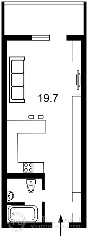 Квартира вул. Васильківська, 100а, Київ, D-35901 - Фото 2