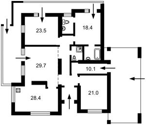 Будинок J-28665, Дмитрівка (Києво-Святошинський) - Фото 7