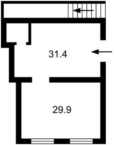 Нежилое помещение, N-21684, Мечникова, Киев - Фото 4