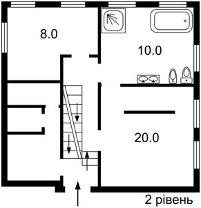 Квартира I-30773, Круглоуниверситетская, 11/19, Киев - Фото 6