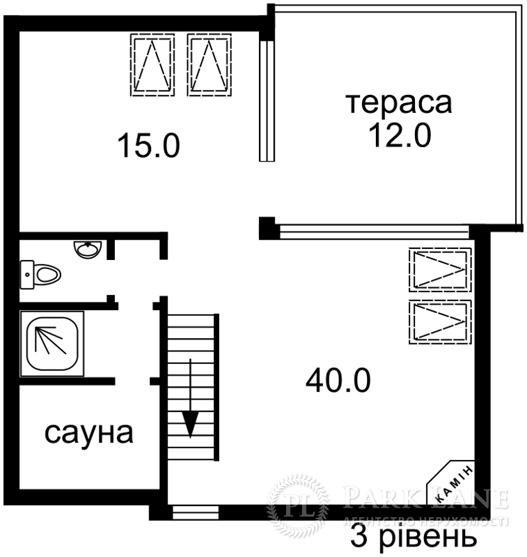 Квартира ул. Круглоуниверситетская, 11/19, Киев, I-30773 - Фото 4