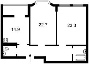 Квартира B-99552, Дегтярная, 21, Киев - Фото 3