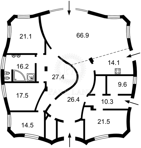 Будинок, R-31010