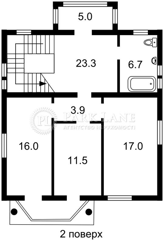 Дом J-28844, Лесная, Заборье - Фото 5
