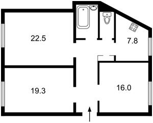 Квартира Z-631111, Московская, 41/8, Киев - Фото 5