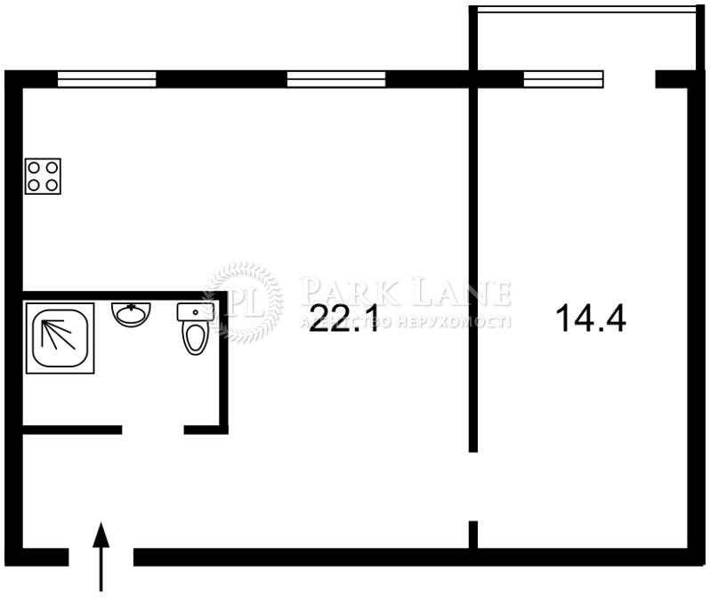 Квартира Леси Украинки бульв., 19, Киев, R-3023 - Фото 2