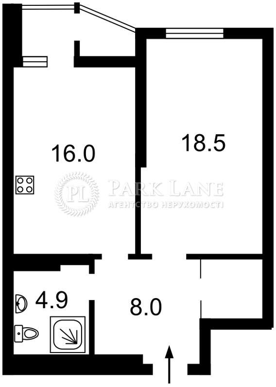 Квартира Z-637031, Регенераторная, 4 корпус 6, Киев - Фото 4