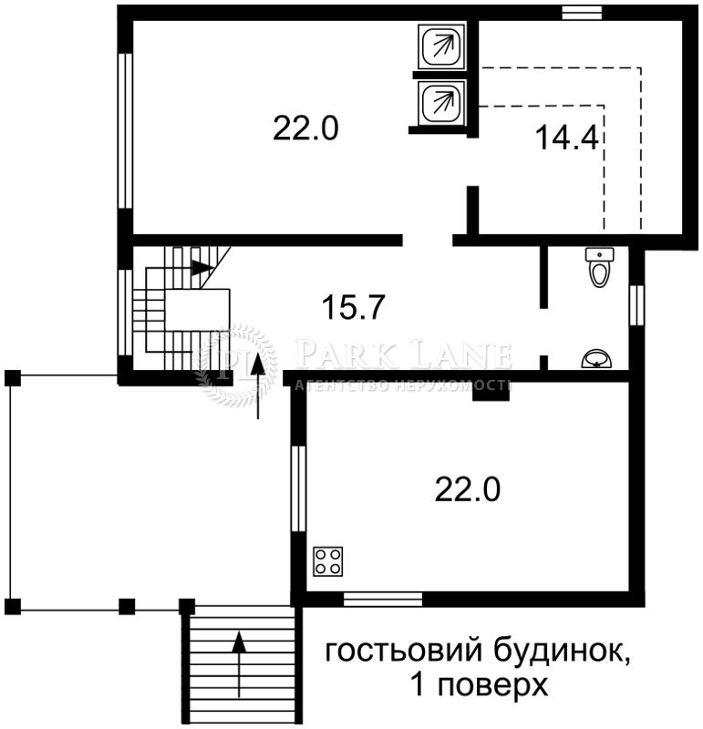 Дом B-100196, Лесная, Стоянка - Фото 10