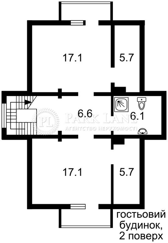 Дом B-100196, Лесная, Стоянка - Фото 11