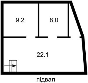 Дом L-27518, Сагайдачного Петра, Киев - Фото 6