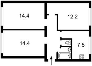 Квартира Z-1337533, Коперника, 29, Киев - Фото 4