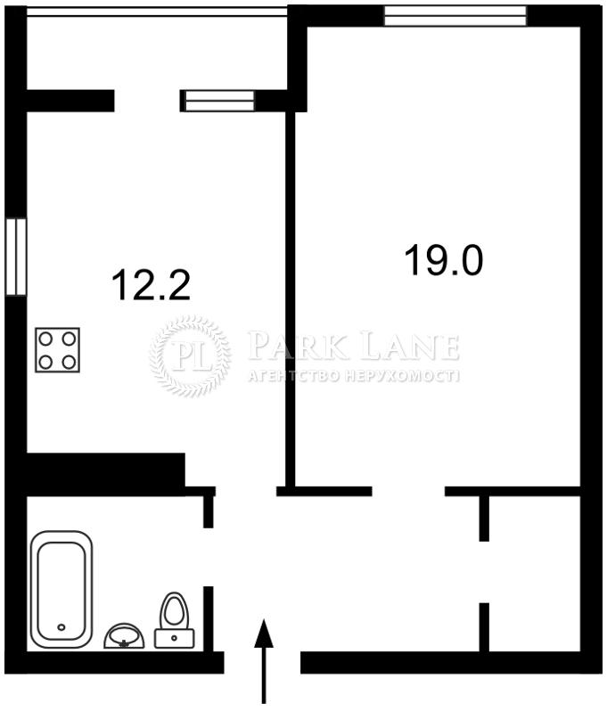 Квартира ул. Радужная, 21, Киев, X-13845 - Фото 2