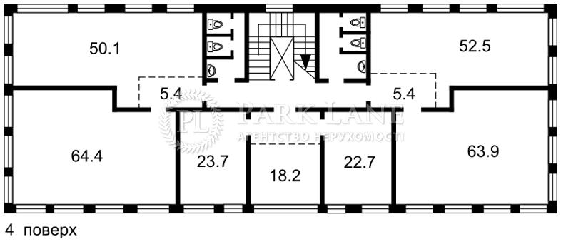 Отдельно стоящее здание, ул. Тютюнника Василия (Барбюса Анри), Киев, J-28907 - Фото 5