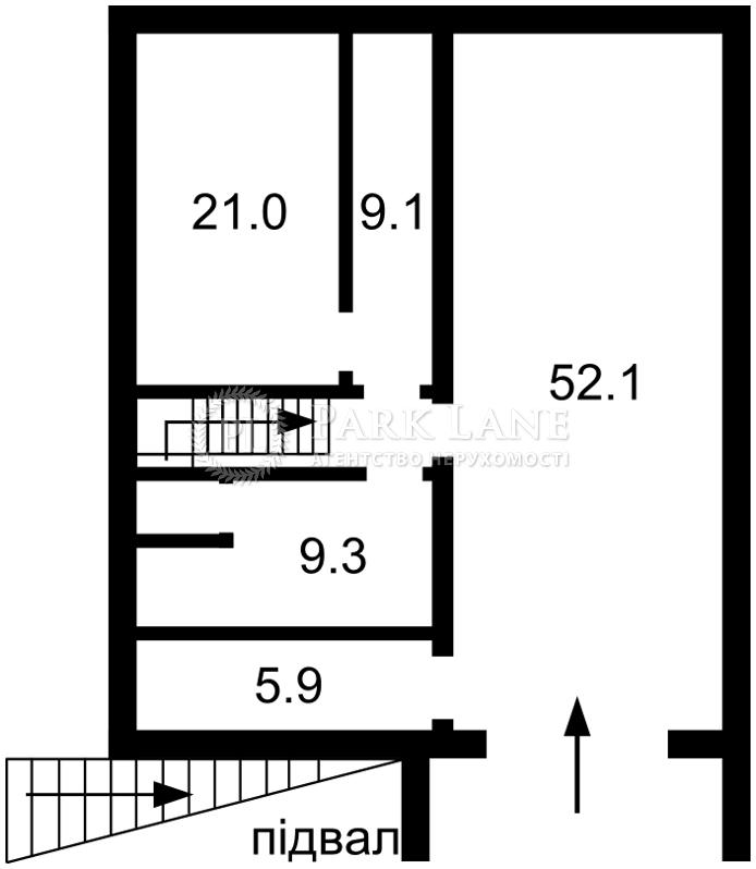 Будинок R-32264, Тиханська, Старі Безрадичі - Фото 3
