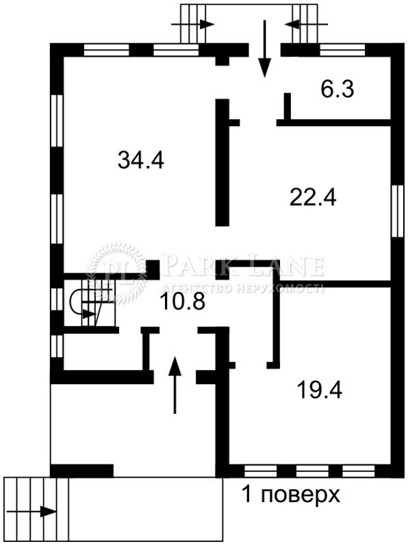 Дом R-32270, Тиханская, Старые Безрадичи - Фото 4