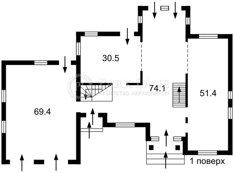Дом R-32650, Столичное шоссе, Козин (Конча-Заспа) - Фото 12