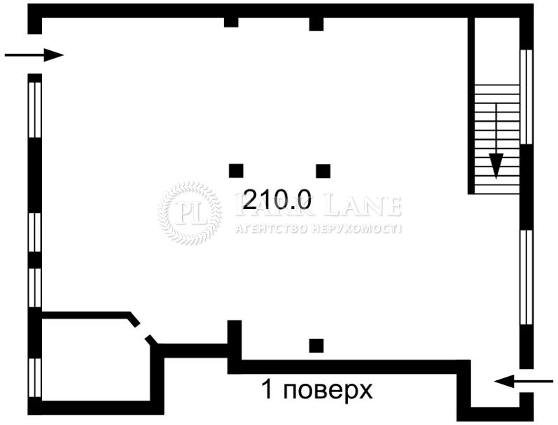 Магазин, Леси Украинки бульв., Киев, R-32417 - Фото 2