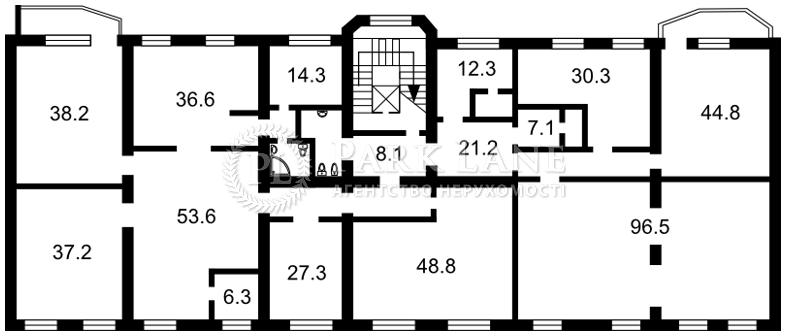 Квартира ул. Владимирская, 47, Киев, K-29350 - Фото 2