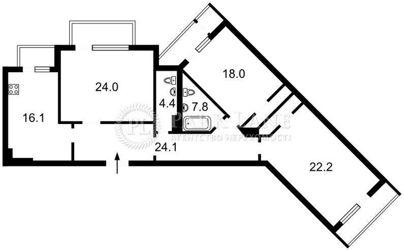 Квартира R-34261, Коновальца Евгения (Щорса), 44а, Киев - Фото 6