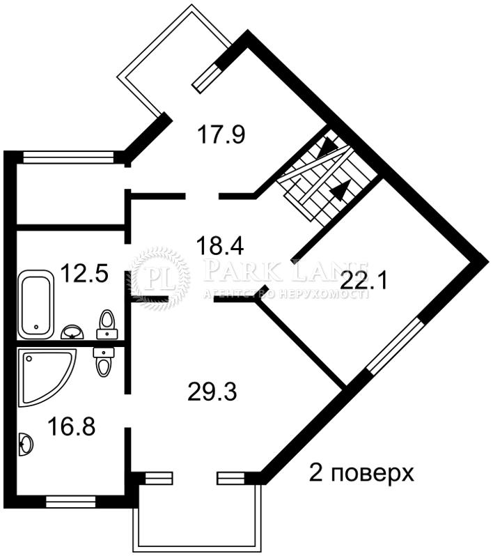 Будинок Козин (Конча-Заспа), R-25918 - Фото 3