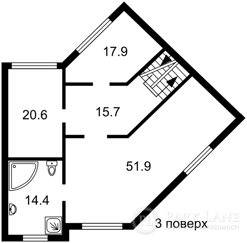 Будинок Козин (Конча-Заспа), R-25918 - Фото 4