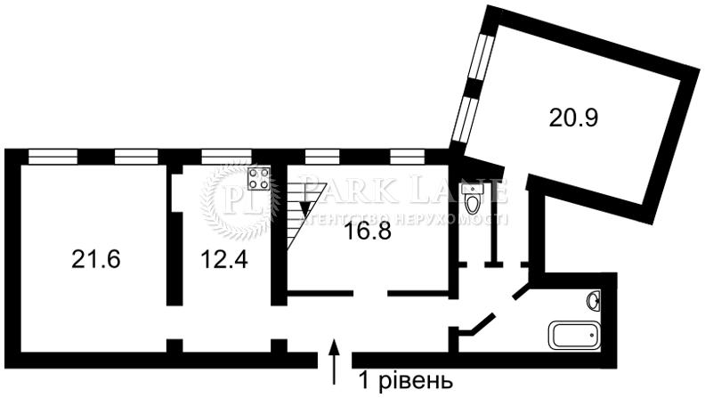 Нежитлове приміщення, B-100364, Ольгинська, Київ - Фото 3