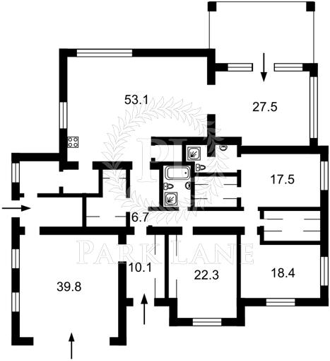Дом, N-21865