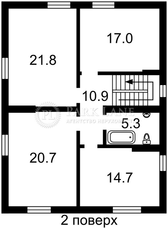 Будинок Пухівка, R-33076 - Фото 3