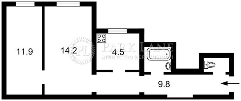 Квартира ул. Рейтарская, 7, Киев, J-27250 - Фото 2
