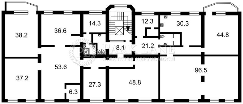 Квартира I-31057, Володимирська, 47, Київ - Фото 3