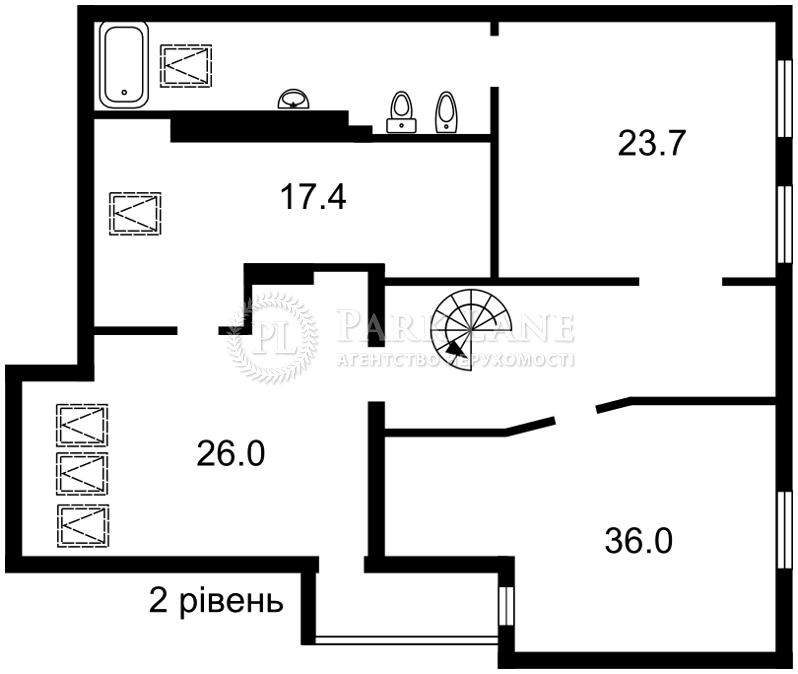 Квартира I-31119, Ярославов Вал, 13, Киев - Фото 4
