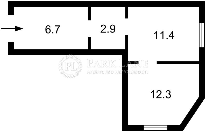 Квартира Z-638670, Набережно-Хрещатицька, 7, Київ - Фото 2