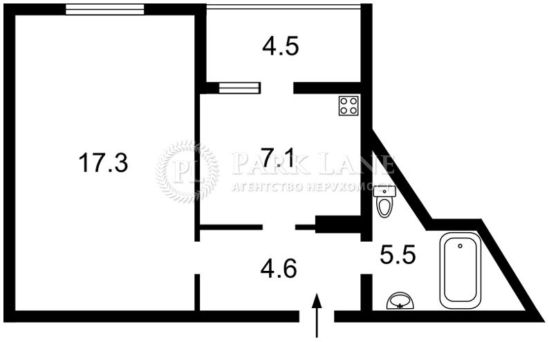 Квартира R-4801, Чавдар Елизаветы, 38, Киев - Фото 3