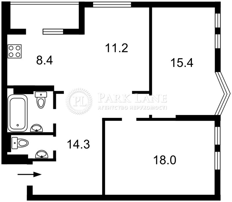 Квартира Z-648065, Урловская, 23, Киев - Фото 5