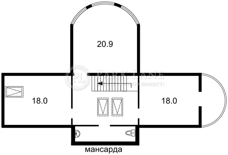 Дом ул. Листопадная, Киев, F-10953 - Фото 5