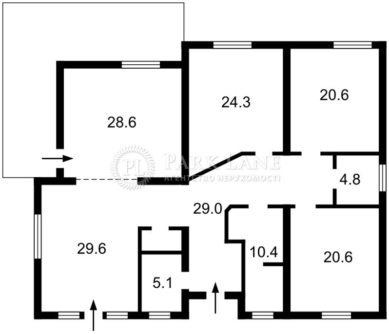 Дом N-21929, Стоянка - Фото 2