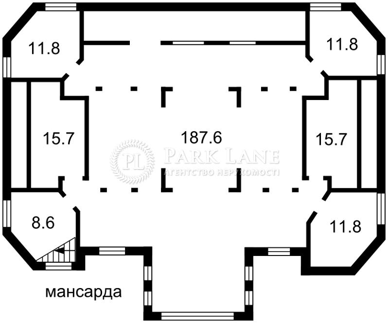 Дом Тарасовка (Обуховский), B-100497 - Фото 6