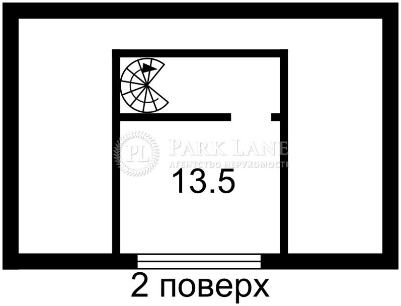 Дом Ольшанский пер., Киев, R-14351 - Фото 4