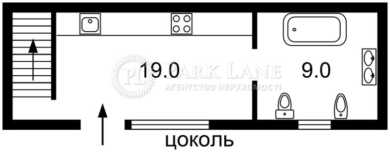 Дом Ольшанский пер., Киев, R-14351 - Фото 2