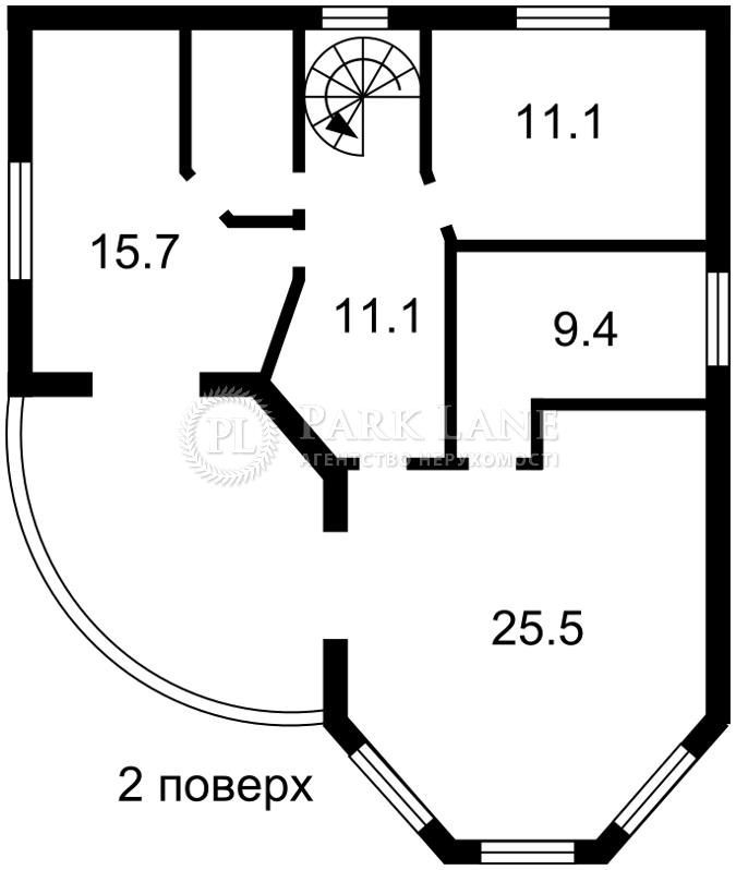 Будинок Северинівка (Макарівський), R-33601 - Фото 2
