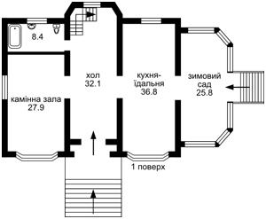 Дом Z-1384215, Федьковича, Киев - Фото 3
