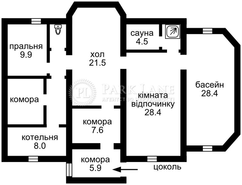 Дом Z-1384215, Федьковича, Киев - Фото 2