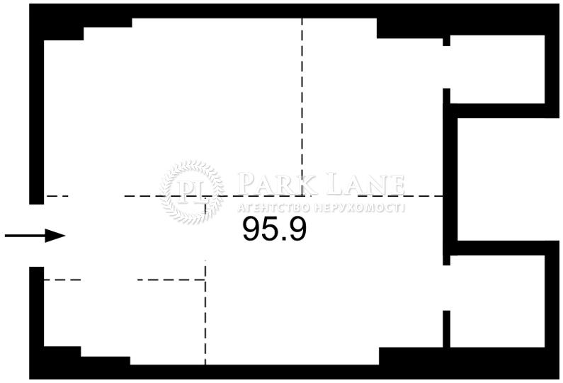 Офис, ул. Хмельницкого Богдана, Киев, R-31553 - Фото 2