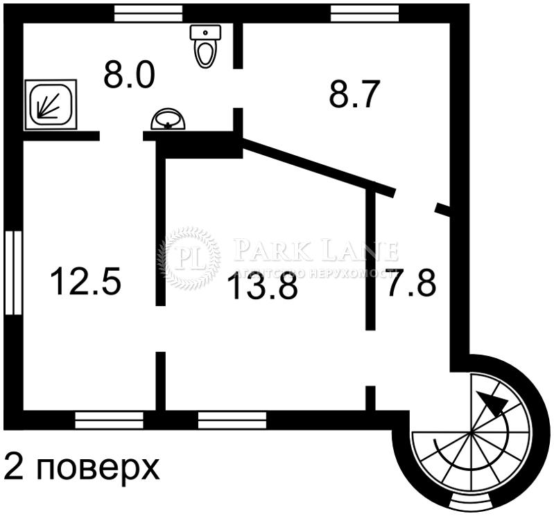 Будинок Малютянка, R-33415 - Фото 3